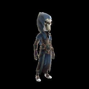 Darksiders II Reaper・フォーム