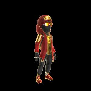 Bling Street Ninja - Red