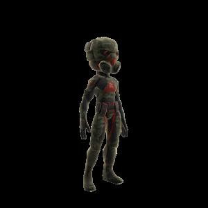 C.E.L.L. Operative Suit Red