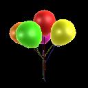 Manojo de globos