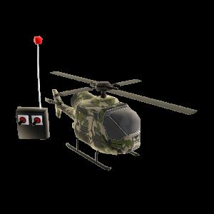 Helicóptero RC (Selva)