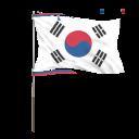 Korea Republic Flag