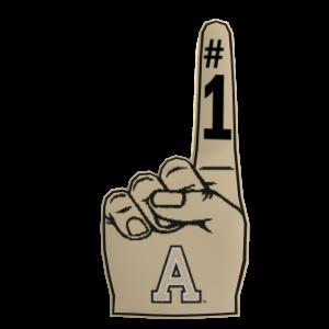 Army Foam Finger