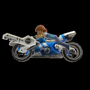Mech Bike - Blue