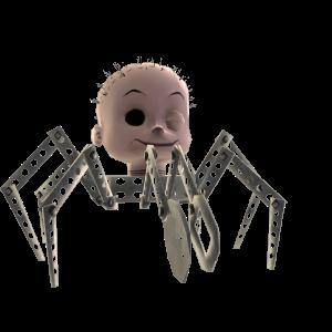 Babyhead Toy