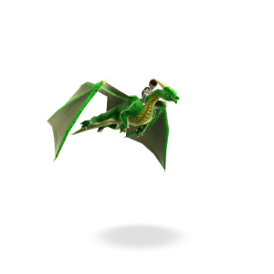 Green Dragon - Super