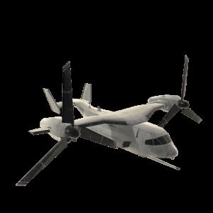 Aeronave Convertiplano