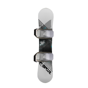 The Myroscope Snowboard