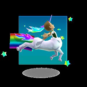 Unicentaur Magic