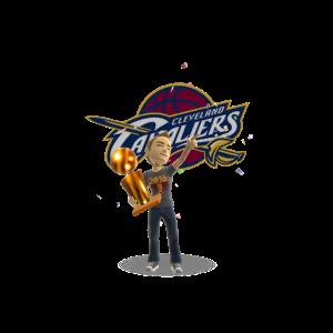 2016 Cavaliers Larry O'Brien Celebration