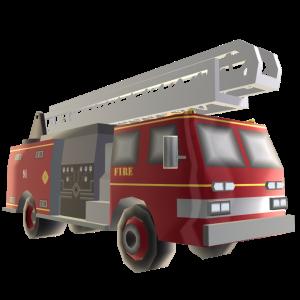 Feuerwehr-LKW