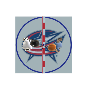 Blue Jackets Face-Off