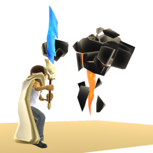 Warrior Frenzy