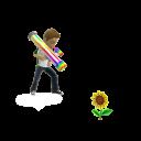 Toy Rainbow Blaster