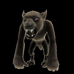 Pet Werewolf