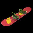 Custom Snowboard