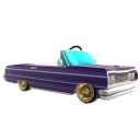 Lowrider - Purple