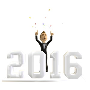 Happy New Year Cheer 2016