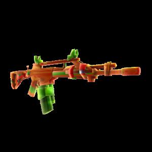 Lutador Toy Assault Rifle