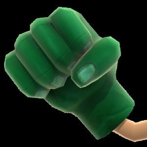 Hulk's Super Strength