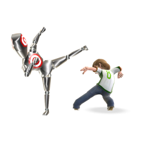 Training Statues - Silver