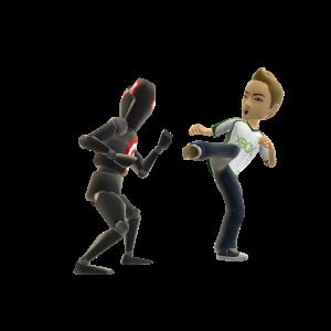 Ninja Combat Training Dummy