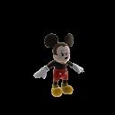 Peluche de Mickey Mouse