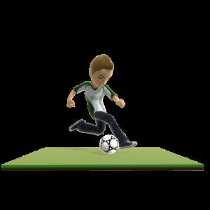Soccer Breakaway