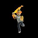Divine Flame Strike