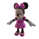 Peluche de Minnie Mouse