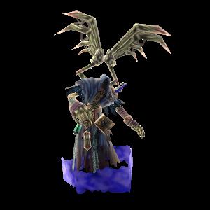 Darksiders II Reaper Form Prop