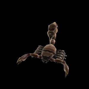 Scorpion Animated Pet