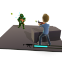 Avatar Toy Shooter
