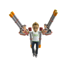 Heavy Battle Armor Toy
