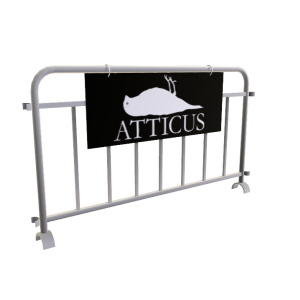 Atticus Crowd Barrier