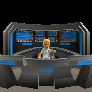 Spaceship Prop