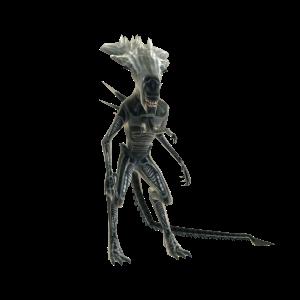 Mascota avatar de Alien - Reina