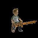 Toy Minigun Reloaded