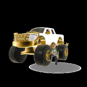 Bling Monster Truck SE