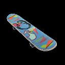 80's Skatedeck