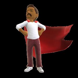 Super Cape - Red