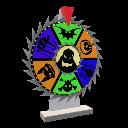 Süßes-oder-Saures-Gewinnrad