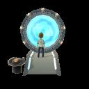 Stargate Portal Prop