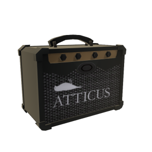 Atticus Guitar Amplifier