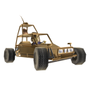 Elite Desert Patrol Vehicle