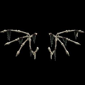 Vampire Bone Wings