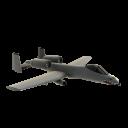 Avión reactor Warthog