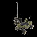RC Warthog Halo