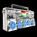 The Glitterati-Boombox