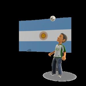 Argentina Soccer - World Elite